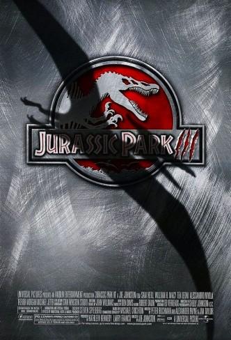 Парк юрского периода III / Jurassic Park III (2001): постер