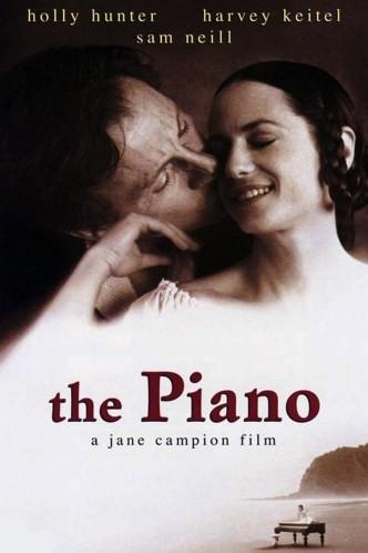 Пианино / The Piano (1993): постер