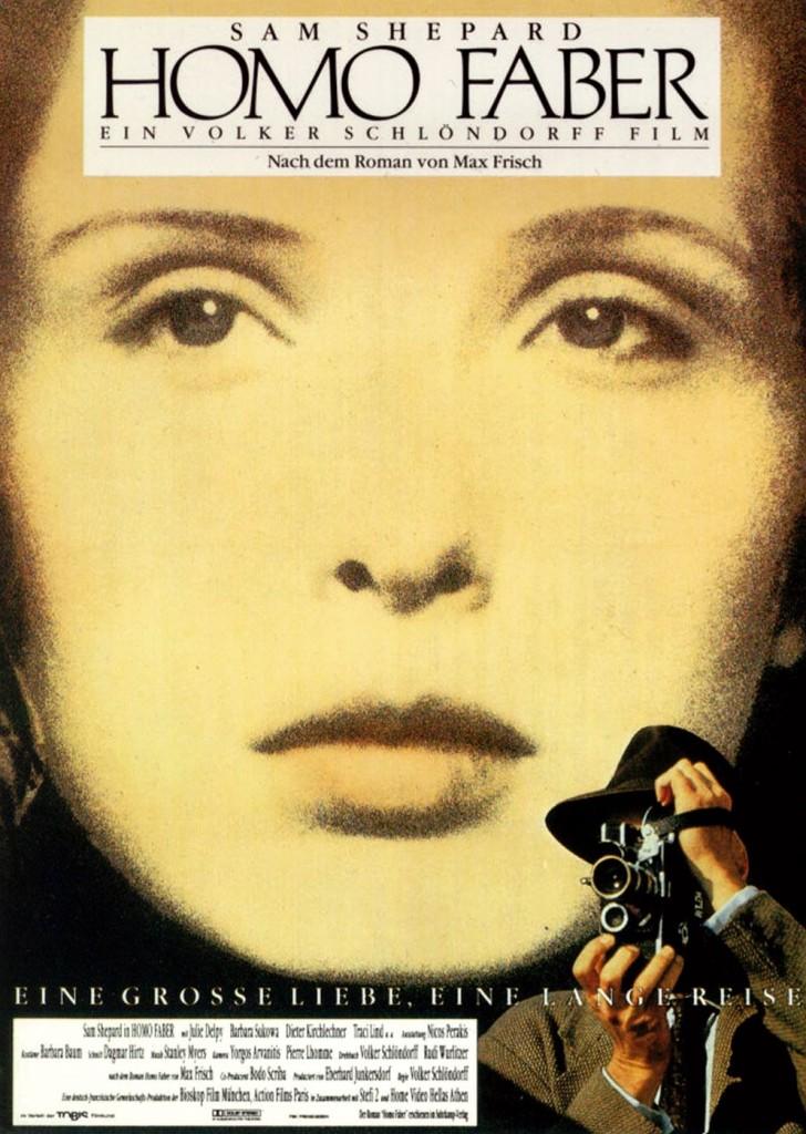 Путешественник / Homo Faber (1991): постер
