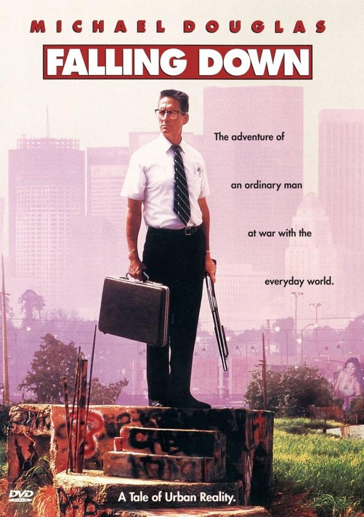 С меня хватит! / Falling Down (1993): постер