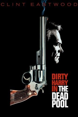 Смертельный список / The Dead Pool (1988): постер
