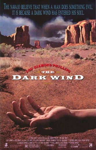 Тёмный ветер / The Dark Wind (1991): постер