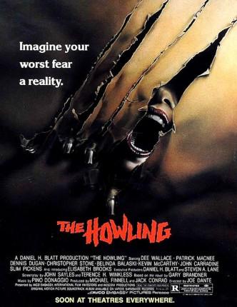 Вой / The Howling (1980): постер