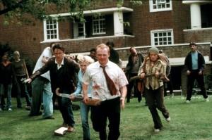 Зомби по имени Шон / Shaun of the Dead (2004): кадр из фильма