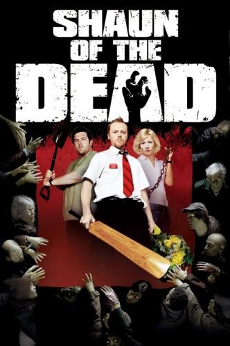 Зомби по имени Шон / Shaun of the Dead (2004): постер