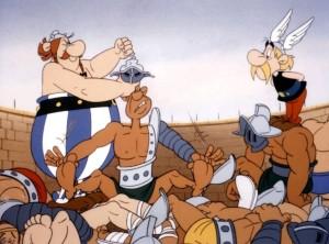 Астерикс против Цезаря / Astérix et la surprise de César (1985): кадр из фильма