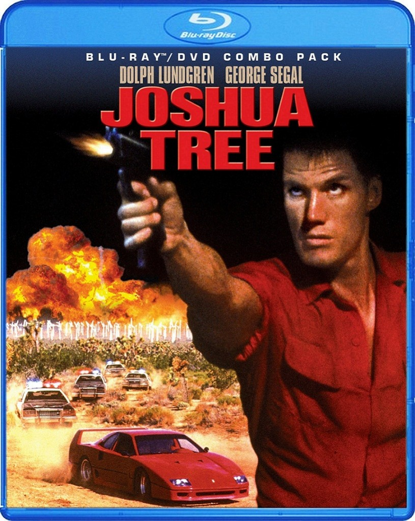 Дерево Джошуа / Joshua Tree (1993): постер