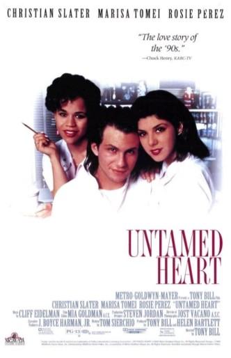 Дикое сердце / Untamed Heart (1993): постер
