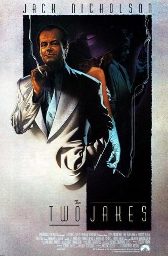 Два Джейка / The Two Jakes (1990): постер