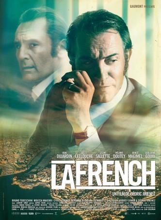 Французский транзит / La French (2014): постер