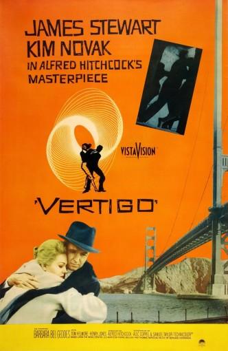 Головокружение / Vertigo (1958): постер