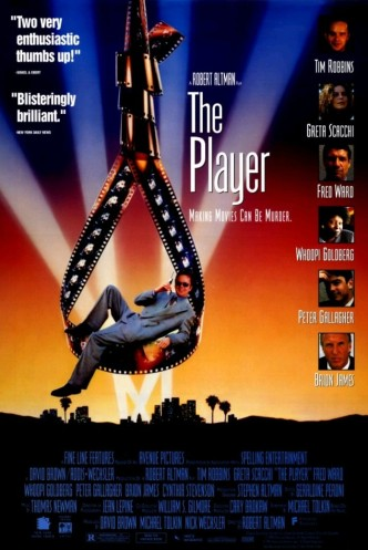 Игрок / The Player (1992): постер