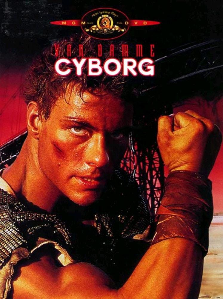 Киборг / Cyborg (1989): постер