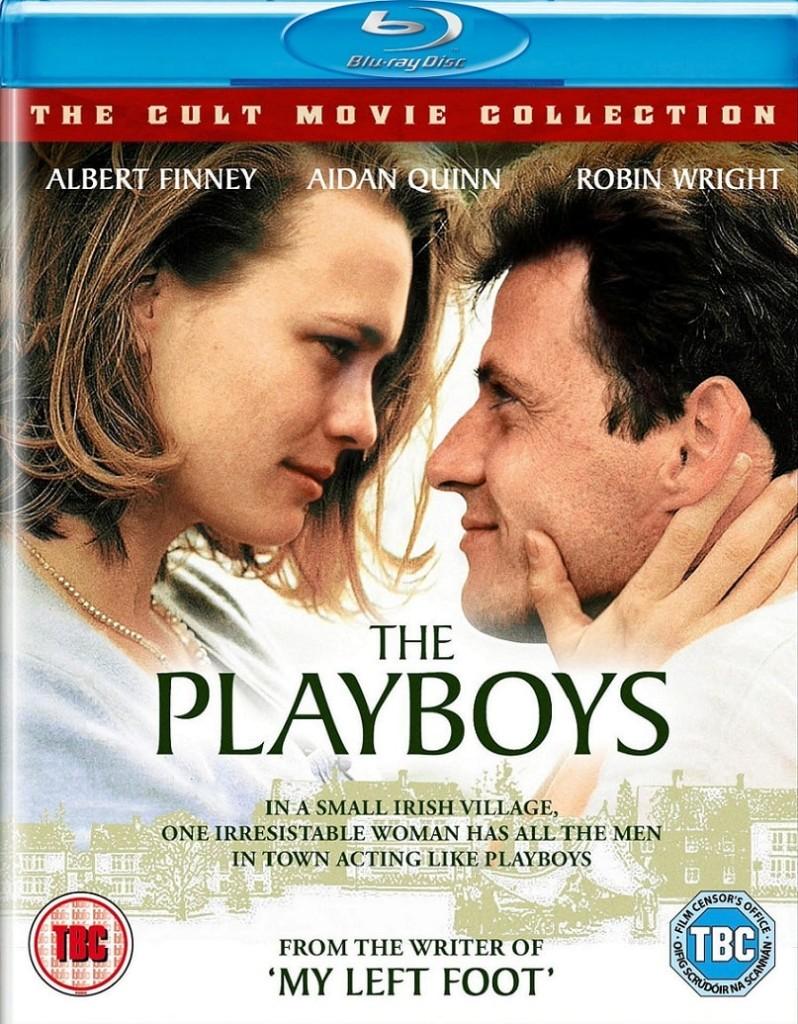Комедианты / The Playboys (1992): постер