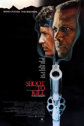Огонь на поражение / Shoot to Kill (1988): постер