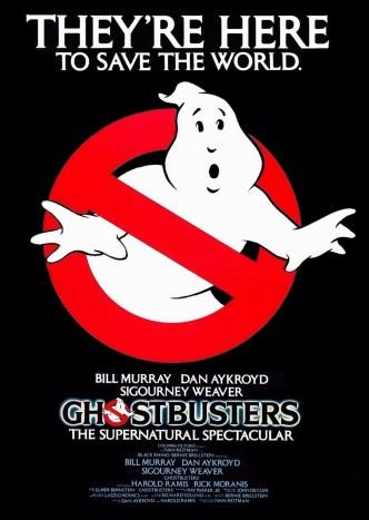 Охотники за привидениями / Ghost Busters (1984): постер