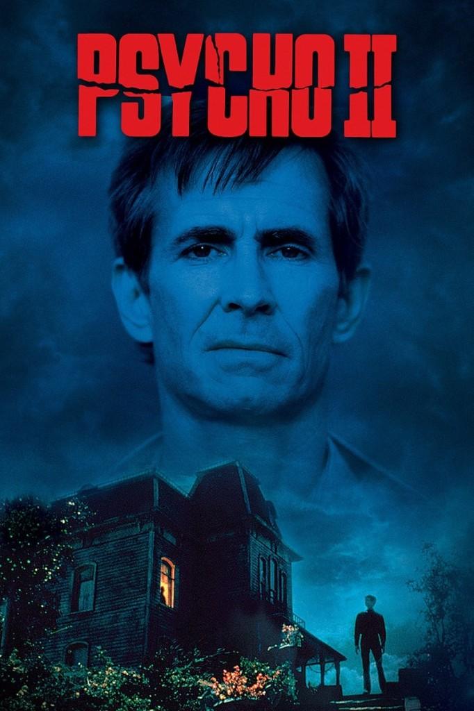 Психо 2 / Psycho II (1983): постер
