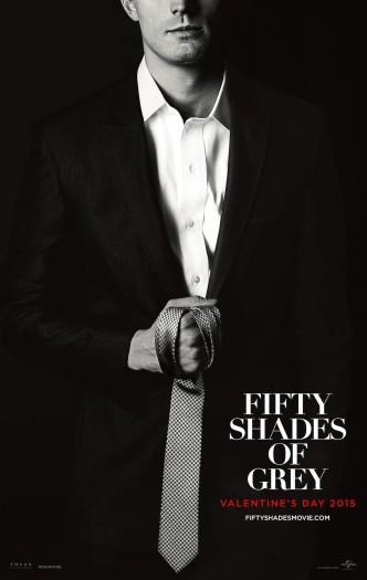 Пятьдесят оттенков серого / Fifty Shades of Grey (2015): постер