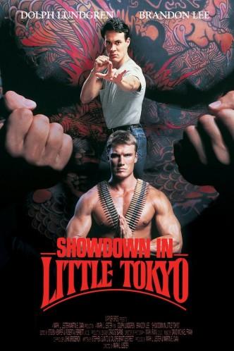 Разборки в Маленьком Токио / Showdown in Little Tokyo (1991): постер