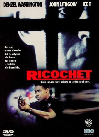 Рикошет / Ricochet (1991): постер