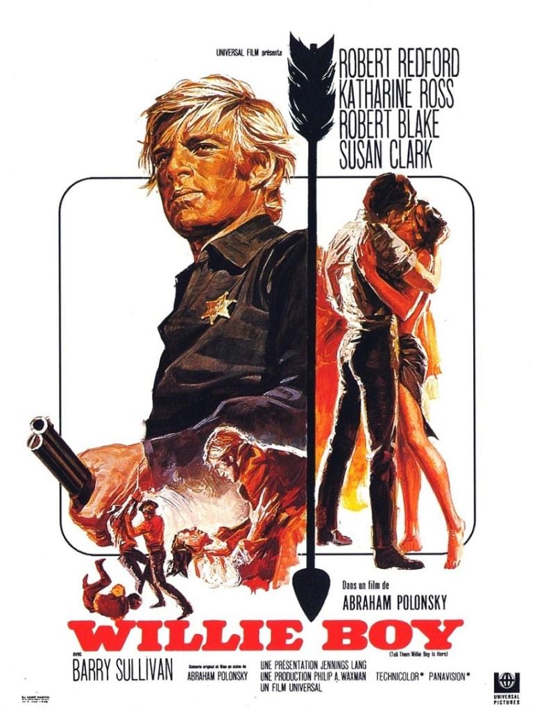 Скажи им, что Вилли-Бой здесь / Tell Them Willie Boy Is Here (1969): постер
