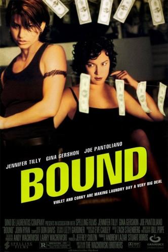 Связь / Bound (1996): постер
