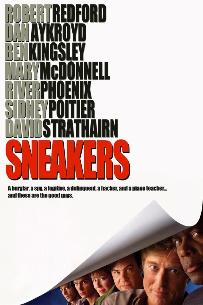 Тихушники / Sneakers (1992): постер