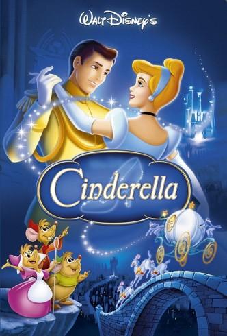 Золушка / Cinderella (1950): постер