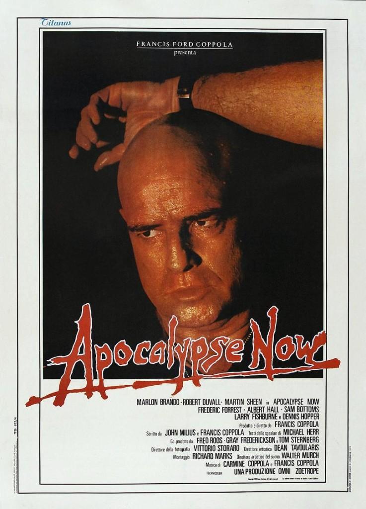 Апокалипсис сегодня / Apocalypse Now (1979): постер