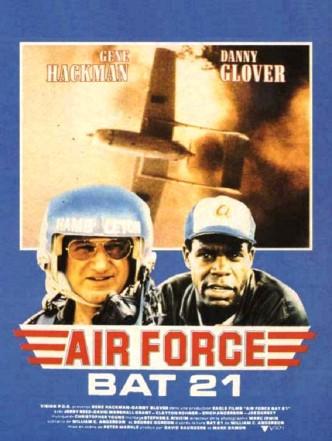 Бэт-21 / Bat*21 (1988): постер