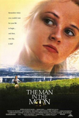Человек на Луне / The Man in the Moon (1991): постер
