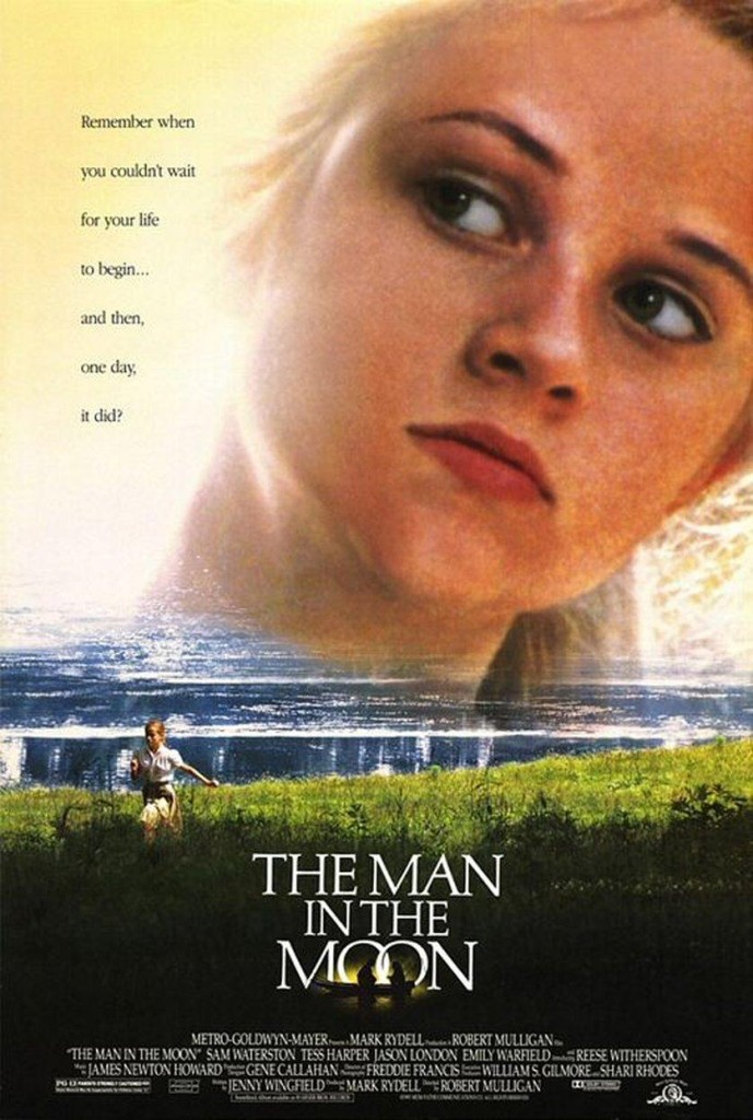 Человек на Луне / The Man in the Moon (1991): постер
