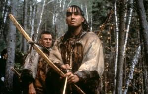 Чёрная сутана / Black Robe (1991): кадр из фильма