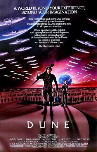 Дюна / Dune (1984): плстер