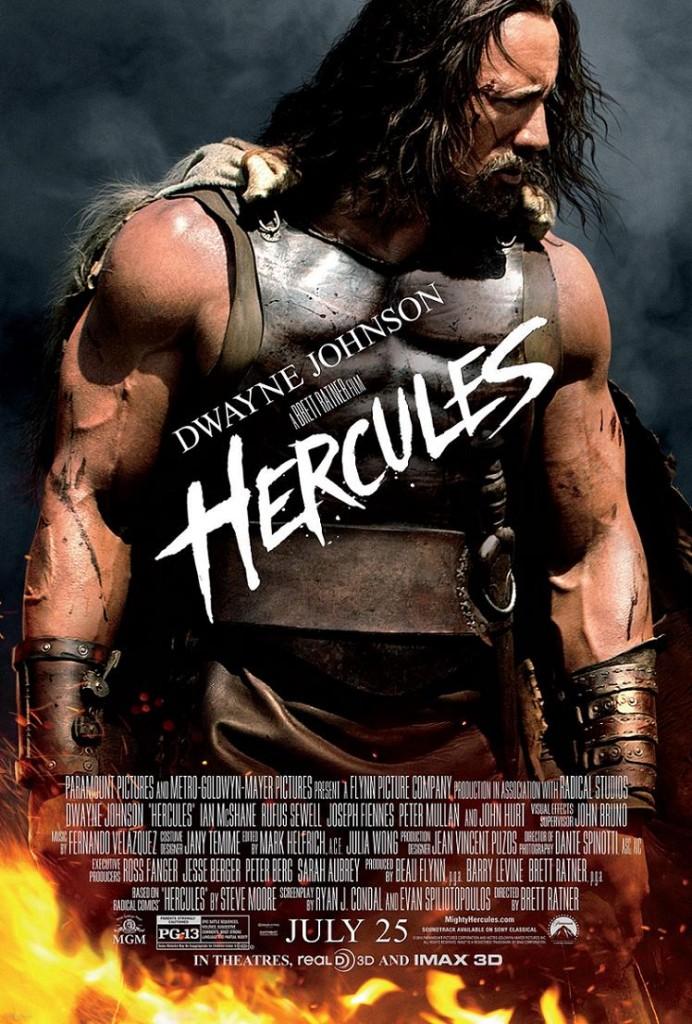 Геракл / Hercules (2014): постер