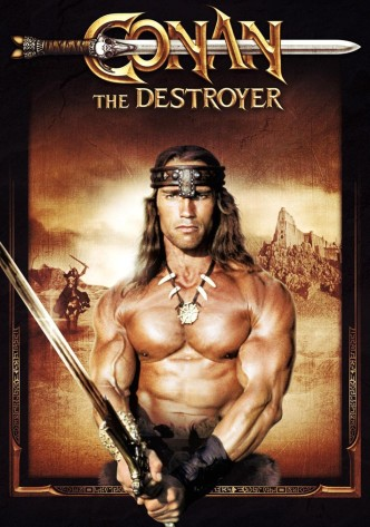 Конан-разрушитель / Conan the Destroyer (1984): постер