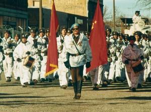 Красный рассвет / Red Dawn (1984): кадр из фильма