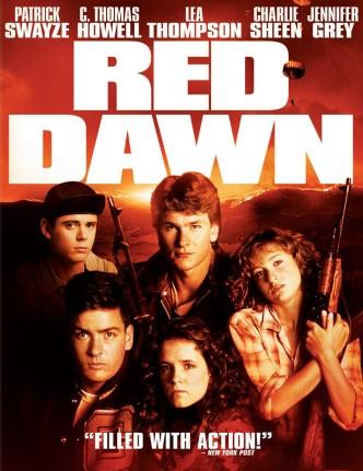 Красный рассвет / Red Dawn (1984): постер