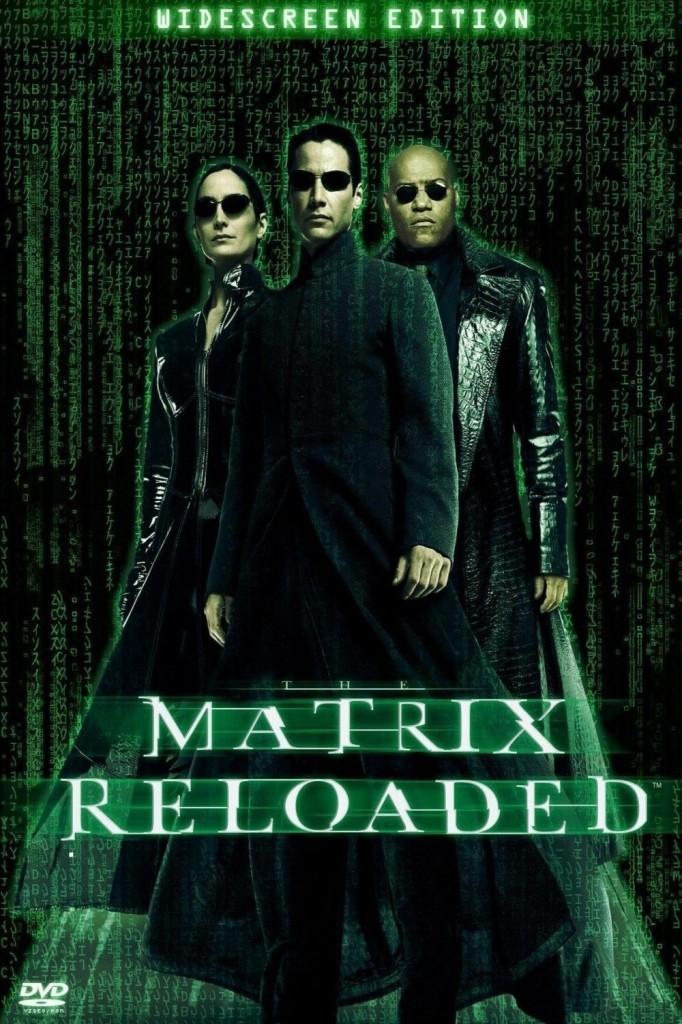 Матрица: перезагрузка / The Matrix Reloaded (2003): постер