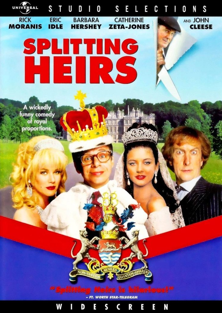 Перепутанные наследники / Splitting Heirs (1993): постер