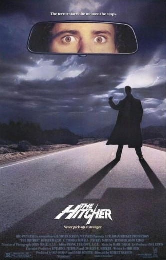 Попутчик / The Hitcher (1986): постер