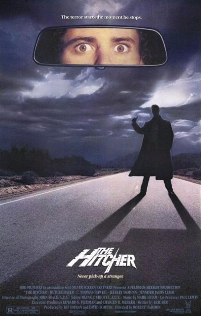 Попутчик / The Hitcher (1986): постер