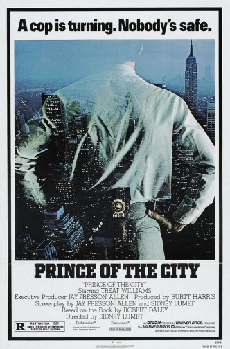 Принц города / Prince of the City (1981): постер