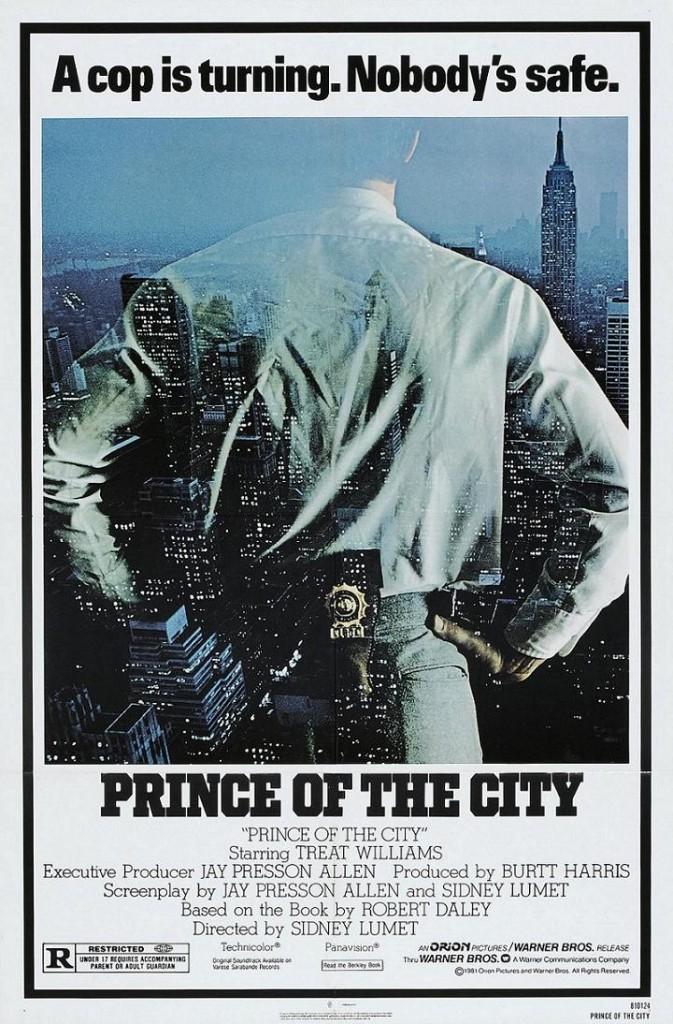 Принц города / Prince of the City (1981): постер