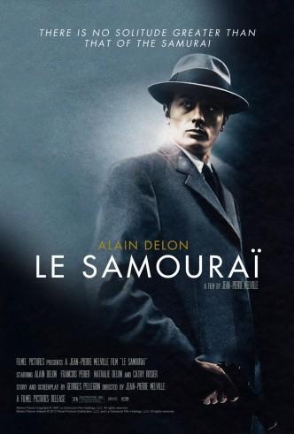 Самурай / Le samouraï (1967): постер