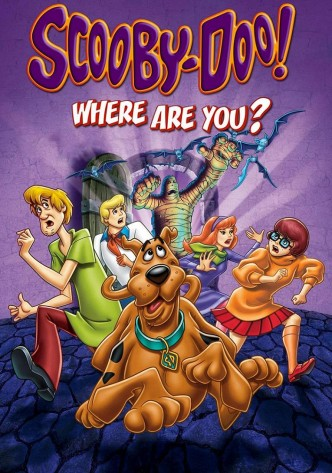 Скуби-Ду, где ты! / Scooby Doo, Where Are You! (1969-71) (телесериал): постер