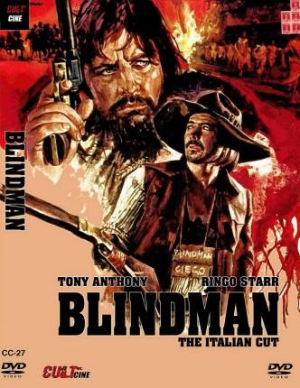 Слепой / Blindman (1971): постер