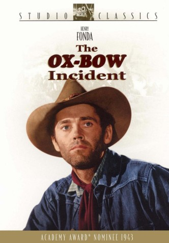 Случай в Окс-Боу / The Ox-Bow Incident (1943): постер