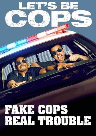 Типа копы / Let's Be Cops (2014): постер