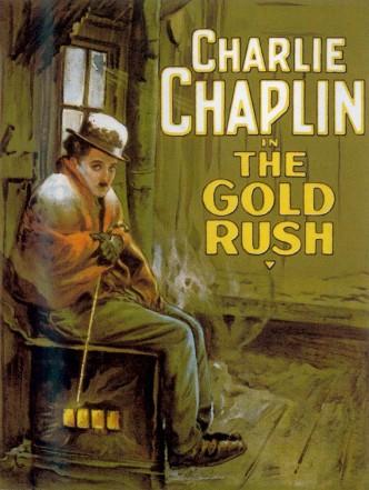 Золотая лихорадка / The Gold Rush (1925): постер